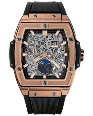 Hublot Spirit of Big Bang Moonphase King Gold Homme 647.OX.1138.RX