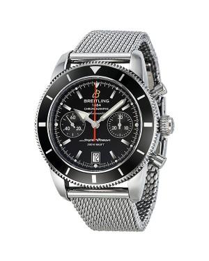 Breitling Superocean Heritage Chronographee 44 Automatique Cadran Noir Hommes A2337024/BB81SS