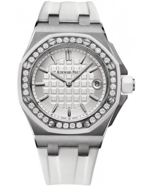 Audemars Piguet Royal Oak Offshore Lady 37MM Diamant Quartz Femme 67540SK.ZZ.A010CA.01