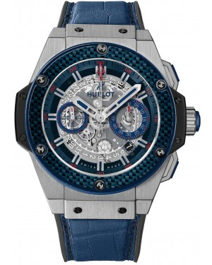 Hublot King Power Jose Mourinho Special One Homme 701.NQ.0137.GR.SPO14