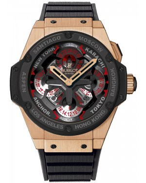 Hublot Big Bang King Power Unico GMT Homme 771.OM.1170.RX