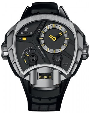 Hublot Masterpiece Mp-02 Key of Time Titane 902.NX.1179.RX