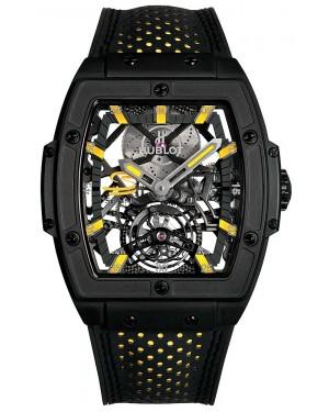Hublot Masterpiece MP-06 Senna Tout Noir Hommes 906.ND.0129.VR.AES12