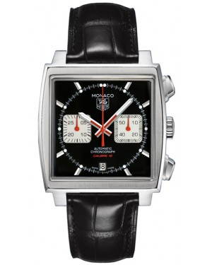 TAG Heuer Monaco Calibre 12 Automatique Chronographe 39 mm CAW2114.FC6177