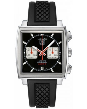 TAG Heuer Monaco Calibre 12 Automatique Chronographe CAW2114.FT6021