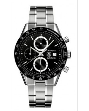Tag Heuer Carrera Calibre 16 Automatique Chronographe 41 mm CV2010.BA0786