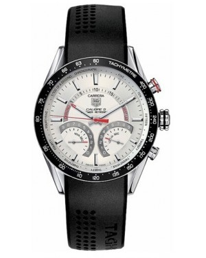 Tag Heuer Carrera Calibre S Electro-Mechanical Lap timer Hommes CV7A11.FT6012