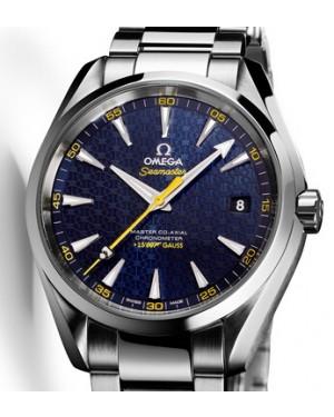 Omega Seamaster Aqua Terra 150M James Bond Edition limitee Hommes 231.10.42.21.03.004