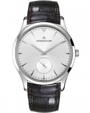 Jaeger LeCoultre Master Ultra Thin Argent Homme Q1358420