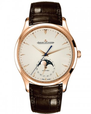 Jaeger LeCoultre Master Ultra Thin Moon Or Rose Homme Q1362520