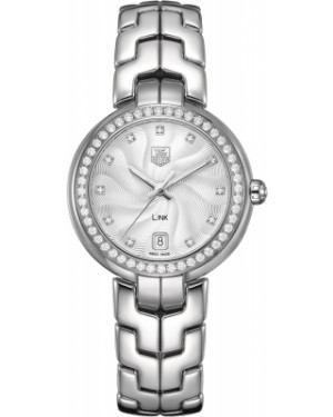 Tag Heuer Link 34mm Dames WAT1316.BA0956