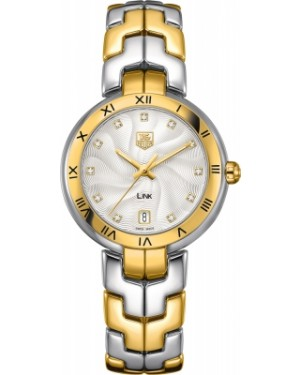 Tag Heuer Link 34mm Dames WAT1350.BB0957