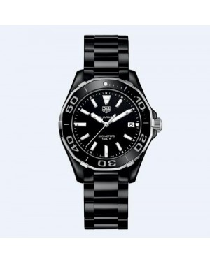 Tag Heuer Aquaracer 300M Noir Dail 35MM Dames WAY1390.BH0716