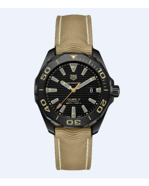 Tag Heuer Aquaracer 300M Calibre 5 Automatique Noir Titane WAY208C.FC6383