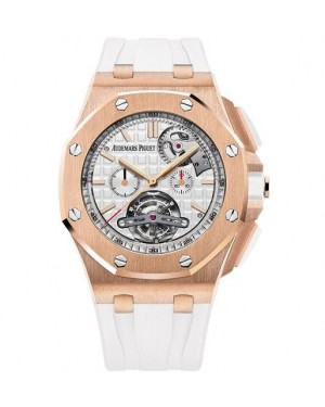 Audemars Piguet Royal Oak Offshore Tourbillon Chronographe Rose Or 26540OR.OO.A010CA.01