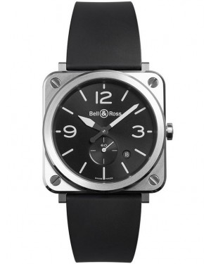 Bell & Ross Aviation BR S Acier