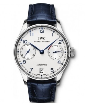 IWC Portuguese 7 Days Automatique Homme IW500107