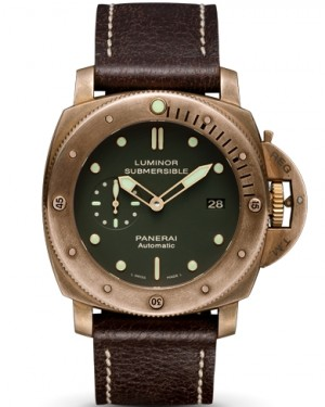 Panerai Luminor Submersible 1950 Bronzo Homme PAM00382