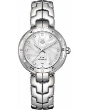 Tag Heuer Link Automatique 34.5mm Dames wat2312.BA0956