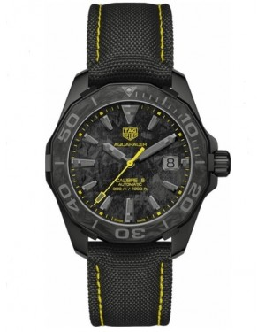 TAG Heuer Aquaracer Calibre 5 Carbone Homme WBD218B.FC6446