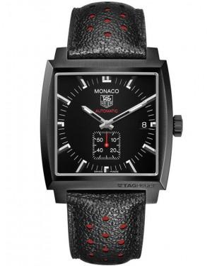 TAG Heuer Monaco Calibre 6 Noir WW2119.FC6338