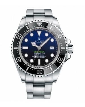Rolex Sea Dweller Acier Inoxydable 116660 DBL