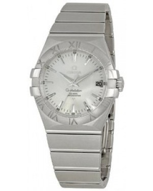 Omega Constellation Automatique Acier inoxydable Hommes 123.10.35.20.02.001