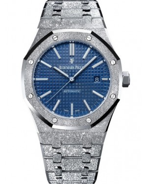 Audemars Piguet Royal Oak 41mm Frosted Gold Homme 15410BC.GG.1224BC.01