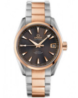 Omega Seamaster Aqua Terra Mid-Size Chronometer Automatique 38.5mm Hommes 231.20.39.21.06.001
