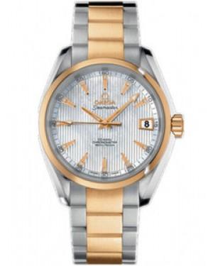Omega Seamaster Aqua Terra Mid-Size Chronometer Automatique 38.5mm Hommes 231.20.39.21.55.002