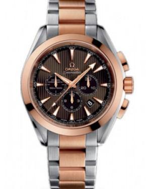 Omega Seamaster Aqua Terra Chronographe 44mm Automatique Chronometer Hommes 231.20.44.50.06.001