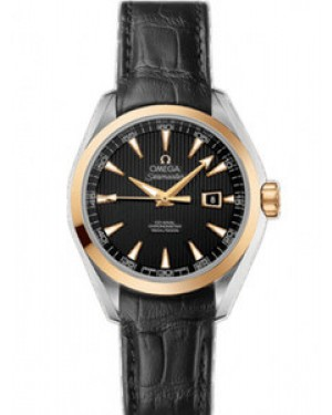 Omega Seamaster Aqua Terra 34mm Automatique Chronometer Dames 231.23.34.20.01.001