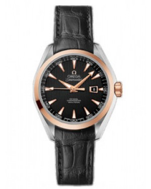 Omega Seamaster Aqua Terra 34mm Automatique Chronometer Dames 231.23.34.20.01.002