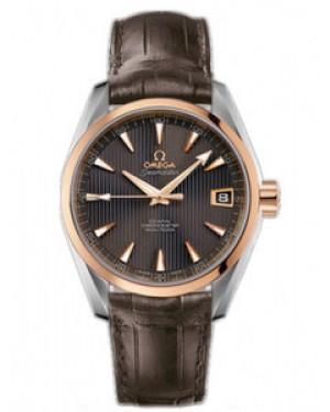 Omega Seamaster Aqua Terra 38.5mm Automatique Chronometer Hommes 231.23.39.21.06.001