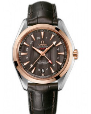 Omega Seamaster Aqua Terra 150M GMT 43mm Automatique Chronometer Hommes 231.23.43.22.06.001