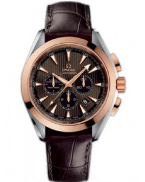 Omega Seamaster Aqua Terra Chronographe 44mm Automatique Chronometer Hommes 231.23.44.50.06.001