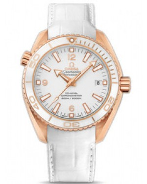 Omega Seamaster Planet Ocean 42mm Automatique Chronometer Blanc Dial Hommes 232.63.42.21.04.001
