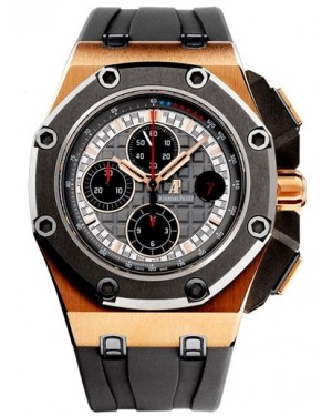 Audemars Piguet Royal Oak Offshore Michael Schumacher Or Rose Homme 26568OM.OO.A004CA.01