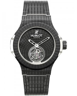 Replique Montre Hublot Big Bang Gummy Bang Noir Tourbillion 305.rx.1910.rx
