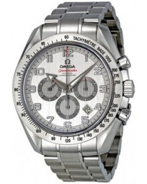 Omega Speedmaster Broad Arrow 44.25mm Automatique Cadran Argente Hommes 321.10.44.50.02.001