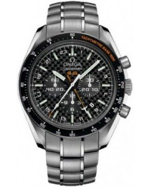 Omega Speedmaster HB-SIA GMT 44.25mm Automatique Chronographe Hommes 321.90.44.52.01.001
