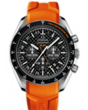 Omega Speedmaster HB-SIA GMT Chronographe 44.25mm Automatique Hommes 321.92.44.52.01.003