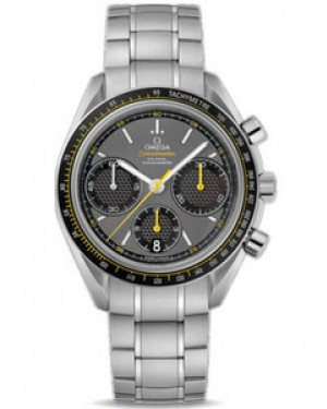 Omega Speedmaster Racing Co-Axial Chronographe 40 mm Cadran Gris Hommes 326.30.40.50.06.001