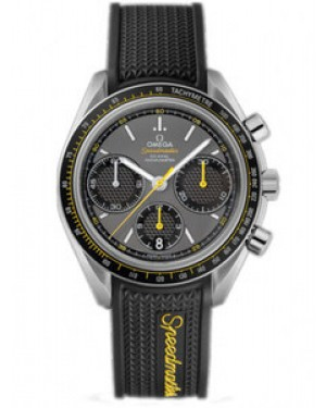 Omega Speedmaster Racing Co-Axial Chronographe 40mm Automatique Cadran Gris Hommes 326.32.40.50.06.001