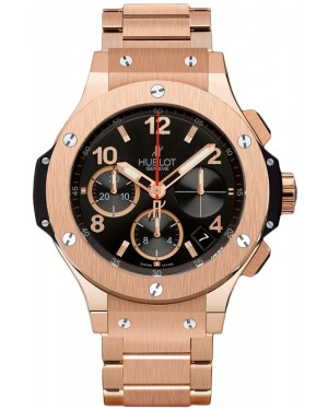 Replique Montre Hublot Big Bang Or 41mm Homme 341.PX.130.PX