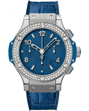 Replique Montre Hublot Big Bang Tutti Frutti Dark Blue 341.SL.5190.LR.1104