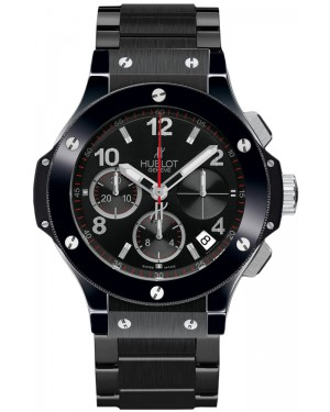 Replique Montre Hublot Big Bang Ceramic Black Magic 41mm 341.cx.130.cm