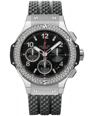 Replique Montre Hublot Big Bang Steel 41mm 342.SX.130.RX.114
