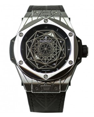 Hublot Big Bang Sang Bleu 45mm Homme 415.NX.1112.VR.MXM16