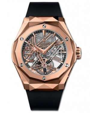 Hublot Classic Fusion Tourbillon Orlinski Or Rose Homme 505.OX.1180.RX.ORL19